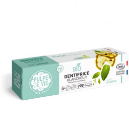 Dentifrice Bio - Blancheur - 75 ml