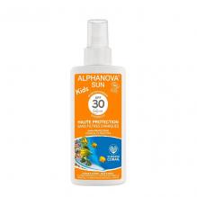 Zonnecrème Kids Bio Hoge bescherming SPF 30 spray 125 g