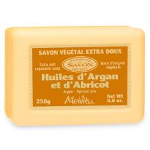 Savon extra riche à l'huile d'argan et de coco - sans parfum - 150 g