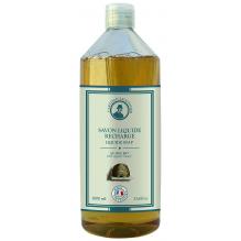 Vloeibare zeep - Honing Bio - Navulling 1 L