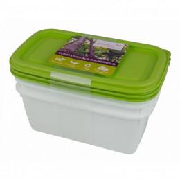 Assiette végétale compostable - 10 cm de diamètre - Lot de 8 - Verte