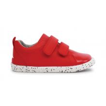 Schoenen I-Walk - 634904 Grasscourt Waterproof - Red