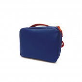 Lunch bag Go REPet - Blue & Persimmon