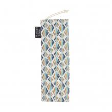 Mini opbergtasje - 8 x 23 cm - Schalen
