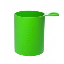 Anti-slipkoker voor Pura Sportflessen - Groen