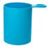 Roestvrijstalen isotherme drinkfles - Sportmodel 650 ml - Turkoois