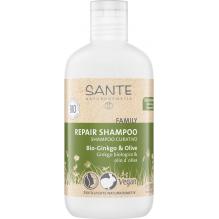 Verzorgingsshampoo - biologische ginkgo en olijf - 200 ml
