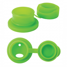 Roestvrijstalen drinkfles - Sportmodel 850 ml - Groen