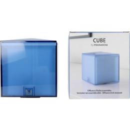 Etherische olie diffuser - Kubus - Blauw
