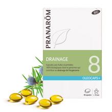 Oleocaps + BIO N°8 - Drainage - 30 capsules