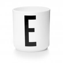 Porseleinen beker E
