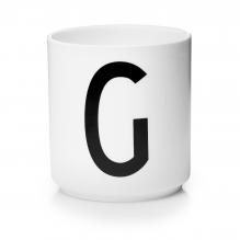 Porseleinen beker G