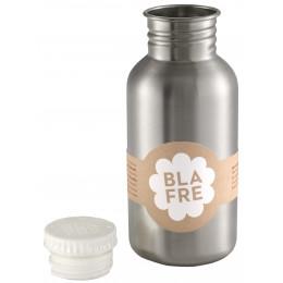Stalen drinkfles - wit - 500 ml