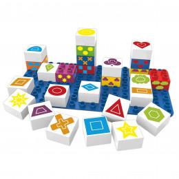 Leer vormen kennen  - 27 blokken - vanaf 18 maanden