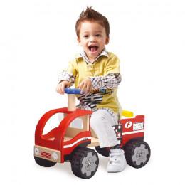Loopauto brandweer -  vanaf 18 maanden