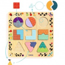 Houten puzzel - Ludigraphic