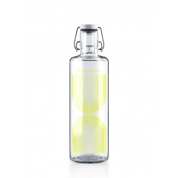 Glazen fles 1 liter - Icebreaker