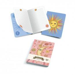 2 notitieboekjes - Aurélia