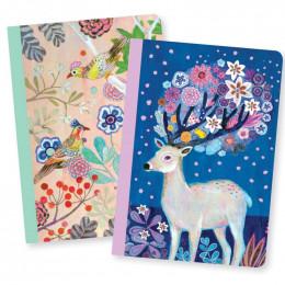 2 notitieboekjes - Martyna