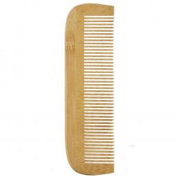 Fijne haarkam - Bamboe