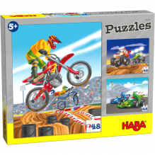 Puzzels - Motorsport