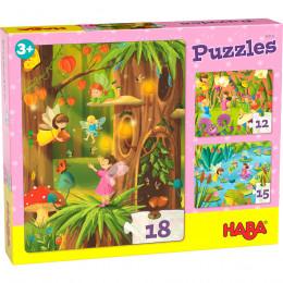 Puzzels - Fonkelend Feeënland