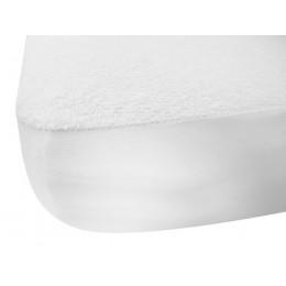 Matrasbeschermer in BIO katoen - Voor babybed 70x140cm