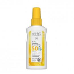 Zonnespray SPF20 100 % mineraal - 125 ml