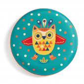 Frisbee - Flying owl
