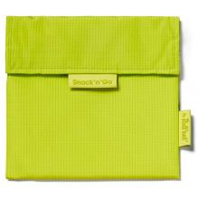 Afwasbaar en herbruikbaar snackzakje - Snack'n'Go - Active Lime