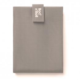 Herbruikbare en afwasbare foodwrap Boc'n'Roll - Active Grey