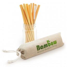 Bamboe rietjes 14 cm - 12 stuks