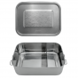 Lunch box Inox - Vagues - 1200 ml