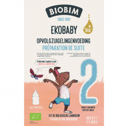 Biobimlac 2 - vanaf 6 maanden