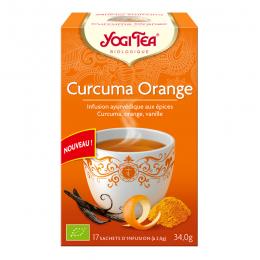 Infusion Curcuma Orange - 1