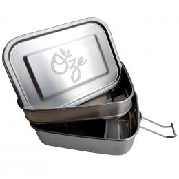 Lunch box en inox - Gourmandinette