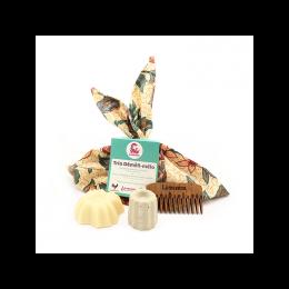 Gift set - Zero waste haarverzorging - Kokosnoot & vanille