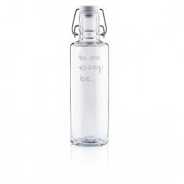 Glazen fles - Just be - 600 ml