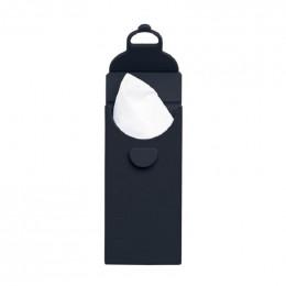 LastTissue - Wasbare katoenen zakdoekjes - Zwart
