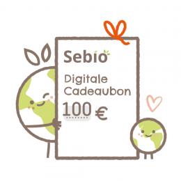 Digitale cadeaubon - €100