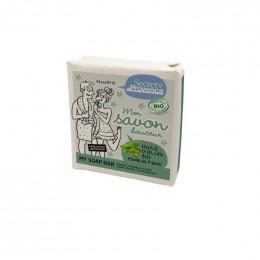 Zachte zeep BIO - Olijfolie en vijgeblad - 100g