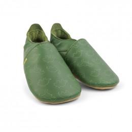 Babyslofjes - 11536 - Dino olive