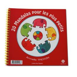 Mandala kleurboek - Voor de kleintjes