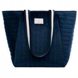 Luiertas Savanna velvet - Night blue