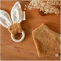Bijtring Bunny - Caramel