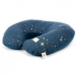 Borstvoedingskussen Sunrise - Gold stella & Night blue