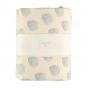 Bedbumper Nest - Blue gatsby & Cream