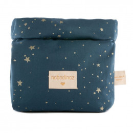 Lunchtas Too cool - Gold stella & Night blue