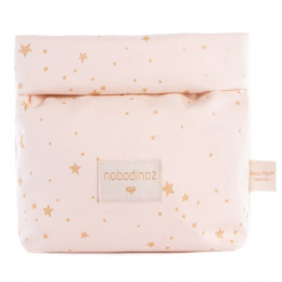 Lunchtas Too cool - Gold stella & Dream pink
