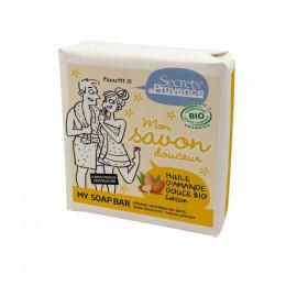 Zachte zeep BIO - Amandel en calisson - 100g
